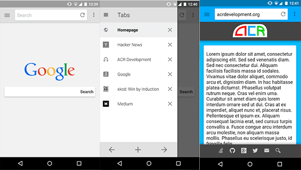 Top 9 most underrated browsers for Android | Mobile Internist