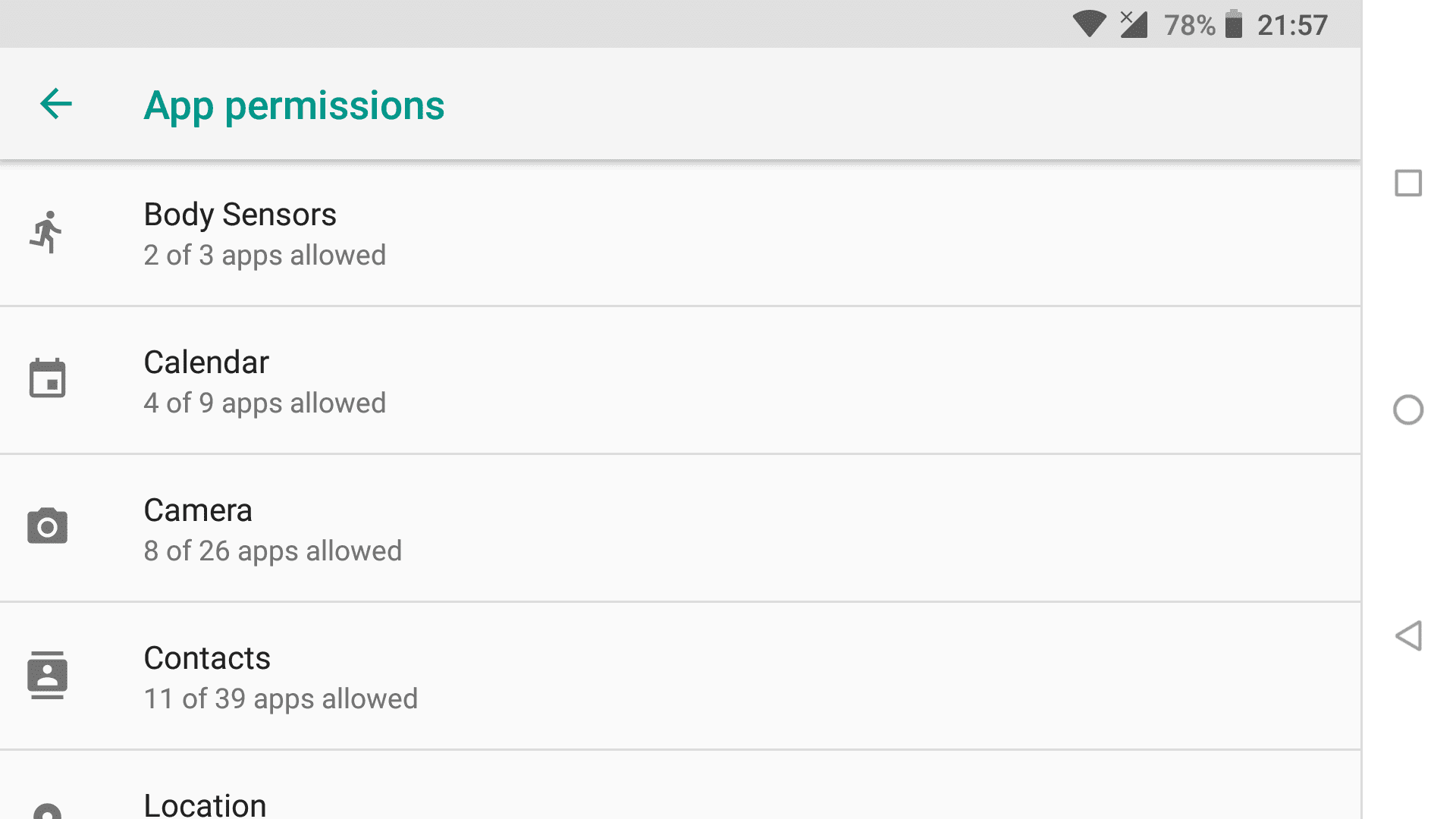 Everything you need to know about app permissions on Android