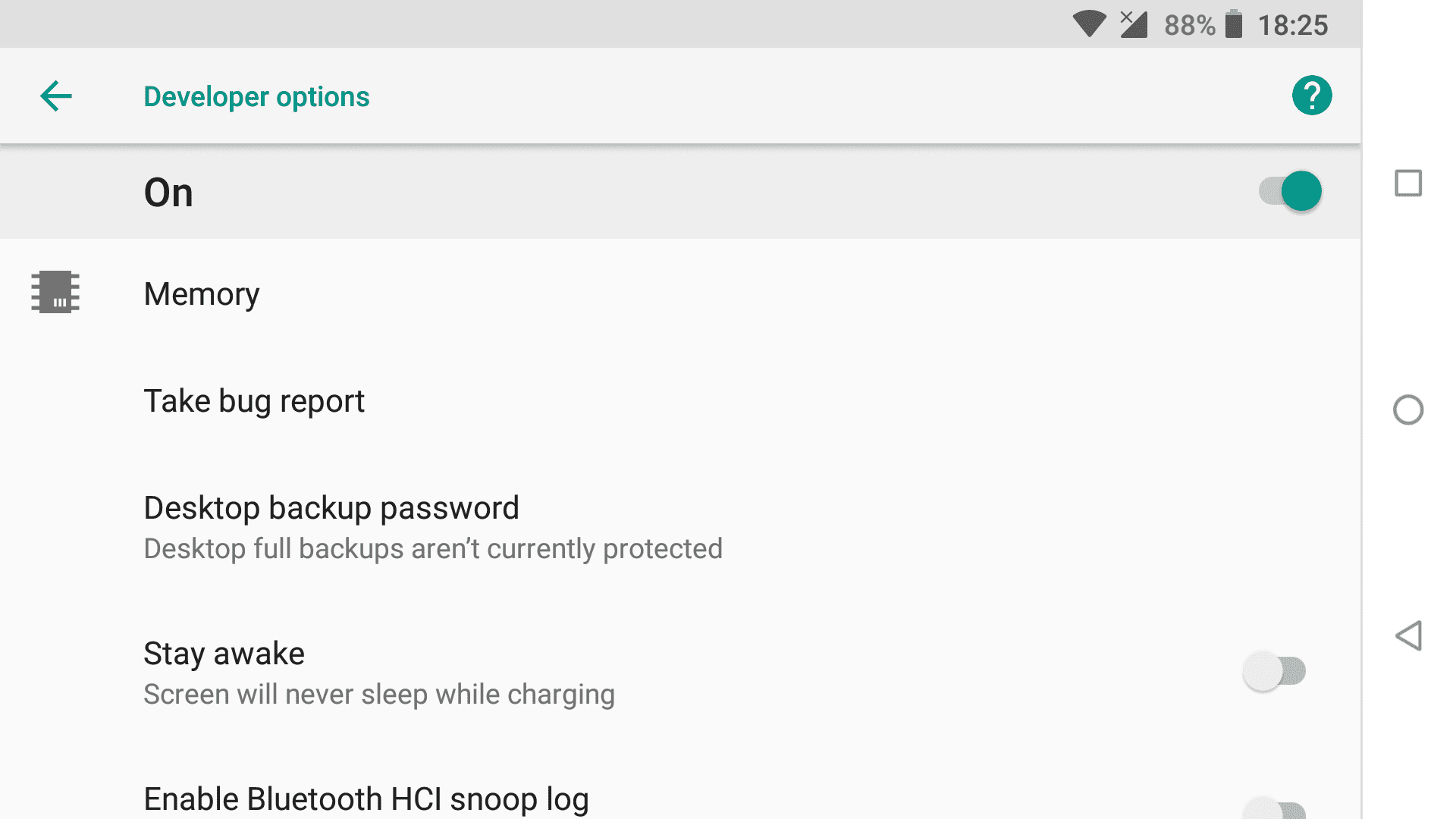 How to check RAM usage in Android Oreo | Mobile Internist