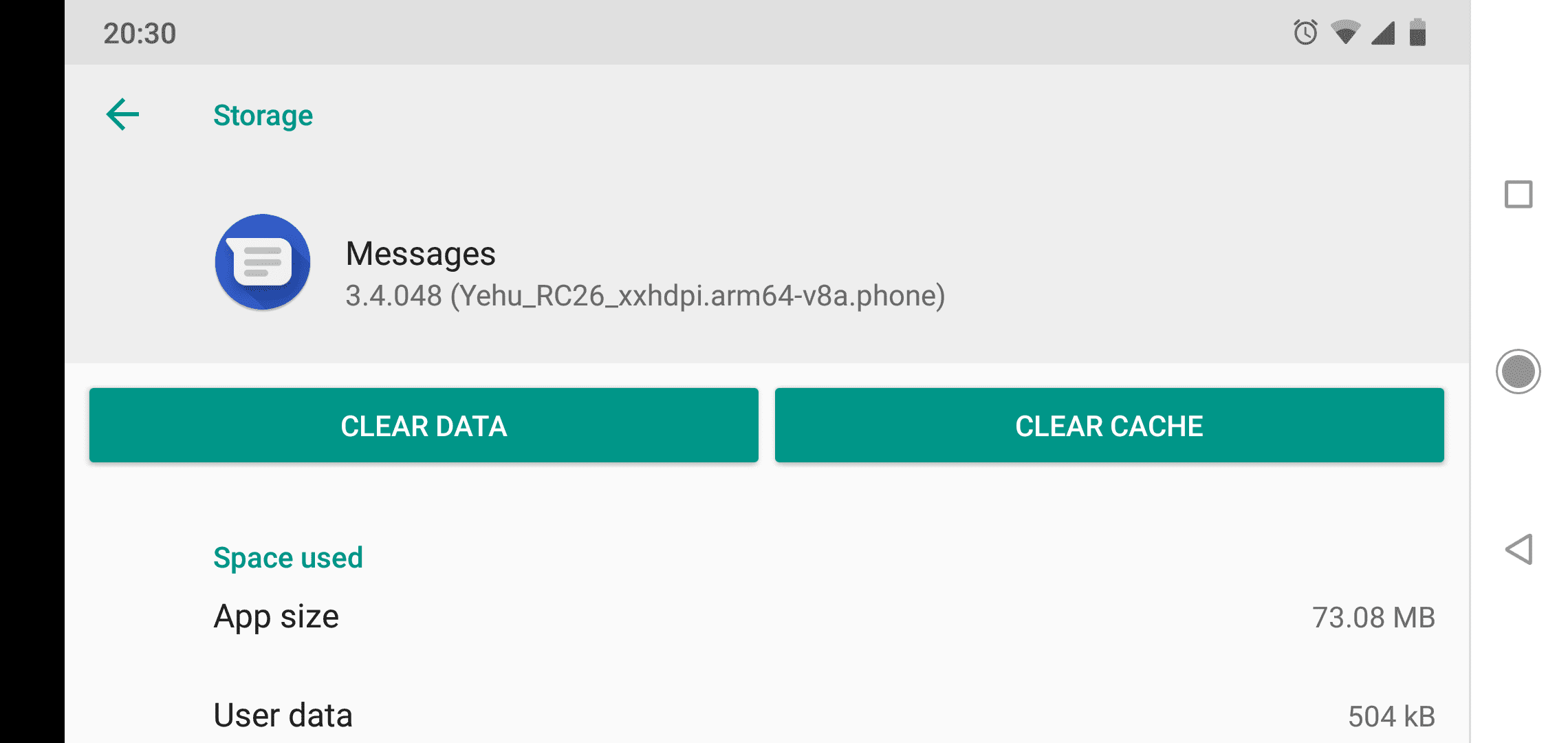 Fix: Can't send SMS messages in Android | Mobile Internist