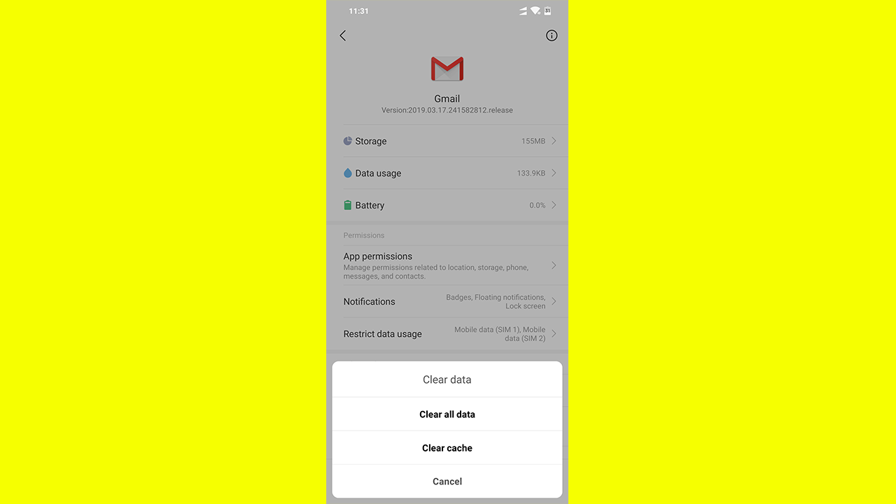 Fix: Gmail for Android not syncing | Mobile Internist