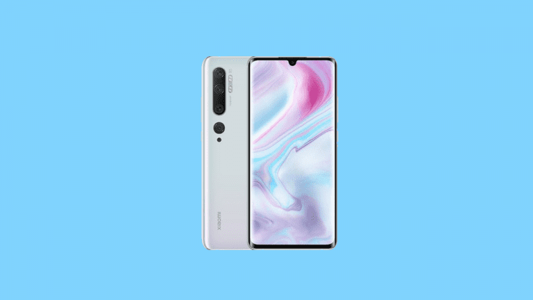 Mi Note 10 issues