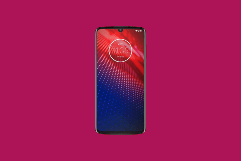 Motorola Moto Z4 common issues and how to solve them
