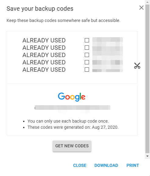 Gmail Account recovery without phone number